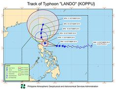 3 areas under storm signal no. 3 as 'Lando' nears | ABS-CBN News