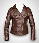 Coats and Jackets for the Modern Lady in Color:Blue|Brown|Gold|Green|Ivory|Multi-Color|Orange|Purple, Material:Corduroy|100% Cotton|Denim|Fur|Leather|Suede, Size (Women's):M, Size Type:Regular, Style:Motorcycle | eBay