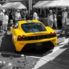 Stand out from the crowd - Ferrari F430 Scuderia