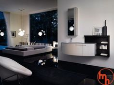 Зеркало для ванной комнаты Италия Milldue - SYMI фото №4