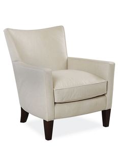The Madison chair combines clean lines with a slightly curved back for a comfortable interpretation of a modern arm chair. Made in America 1359 chair from Lee Industries available in your choice of fabric or leather at The Stated Home. Click here to learn more: http://www.thestatedhome.com/american-furniture-lee-industries-madison-chair   Lee Industries 1359-01   Made in USA   American Made