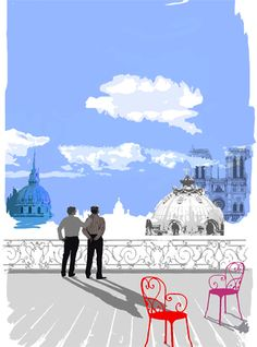 Arnaud Tracol, illustrateur, agence Marie Bastille // cette image appartient à son auteur et/ou l'agence Marie Bastille + d'infos sur le site //