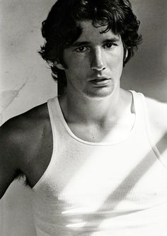 Richard Gere photographed by Herb Ritts.