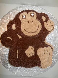My Little Monkey Little Monkeys, Cakes And More, Gingerbread Cookies, Desserts, Food, Gingerbread Cupcakes, Ginger Cookies, Meal, Deserts