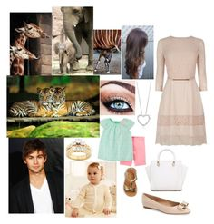 """""""Royal Tour Australia Day 2: Visiting The Taronga Zoo"""" by dawn-windsor ❤ liked on Polyvore"""