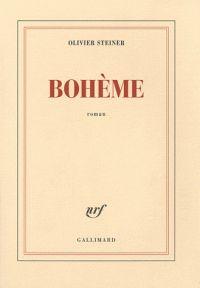 """Olivier Steiner : le roman d'une passion simple.  A travers son premier roman, """"Bohème"""", le jeune écrivain Olivier Steiner opère la prouesse de nous faire traverser, par l'écriture, la naissance d'une passion. On en ressort purifié et épuisé."""