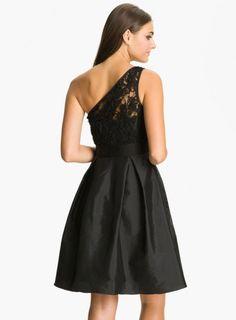 modabridal.co.uk SUPPLIES UKStyle  A Line One Shoulder Knee Length  Bridesmaid Dresses Bradford Short Bridesmaid Dresses (2)
