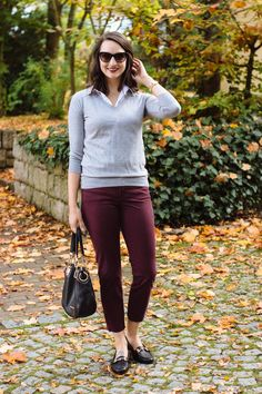 First Day at Work + My Favorite Fall Trend | Countdown to Friday