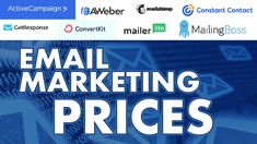 My Email Marketing Software Review (Comparing Pricing) Email Marketing Software, Online Marketing Strategies, Affiliate Marketing, Make Money Blogging, Make Money Online, My Email, Impossible Dream, Money From Home, Seo Services