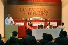 Convocation 2013.