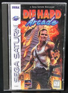 YIPPEE-KI-YAY!!!  Die Hard Arcade for the Sega Saturn  www.warpzoneonline.com