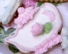 A Little Loveliness: Valentine Cookies