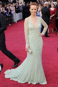 Oscars Best Dressed.