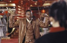 Chris Tucker in Rush Hour 2 Cop Uniform, Chris Tucker, Rush Hour, Jackie Chan, Storytelling, Suit Jacket, Let It Be, Suits, Couple Photos