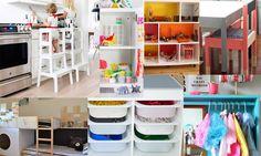 Vi har samlet 8 fede Ikea-Hacks til børn. Gør børneværelset bliver personligt og sjovt med disse fine ideer til indretning med bl.a hvad Lätt og Stuva