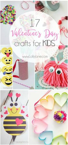 01/21/2017 · Posted In: Holiday , Kids craft , Valentines Day Leave a Comment Holiday crafts are a great way to spend time with your kids, as well as teach them about art and keep them busy for a ...