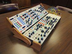 """MATRIXSYNTH: Buchla 200e """"SKYLAB-ish"""" System with Blue Buchla L..."""