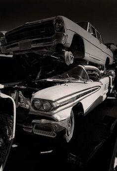 1958 Oldsmobile print