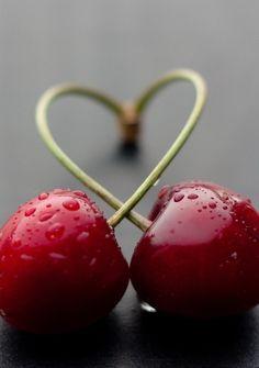 Cherries are common love spell ingrediant.