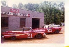 Wood Brothers Racing 1958
