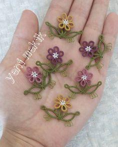 Japanese Style, Tatting, Brooch, Jewelry, Japan Style, Jewlery, Jewerly, Japanese Taste, Bobbin Lace