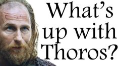 Red Wizard: what's up with Thoros? [S5/ADWD spoilers] - Videot --> http://www.comics2film.com/game-thrones/red-wizard-whats-up-with-thoros-s5adwd-spoilers/  #GameofThrones