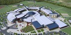 Kellam High School, complete in 2014. http://www.hbaonline.com/