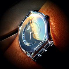 My next watch - Swatch black classiness