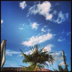 Schöne Aussichten 360° Beachclub Himmel