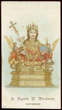 Vintage Holy Cards, Russian Orthodox, Caravaggio, Celestial, Religious Art, Madonna, Catholic, Saints, Princess Zelda