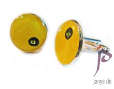 The Eyes of Hope #cufflinks   www.janysde.com