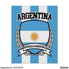 Search for customizable Argentina posters & photo prints from Zazzle. Mayo, Poster Prints, My Favorite Things, My Love, Pictures, Flags, Moda Masculina, Sun, Argentine Tango