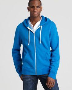 Abbot + Main Fleece Zip Hoodie