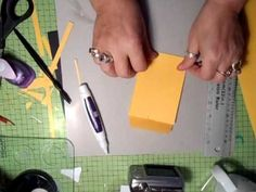 How to make your own Coin Envelope Tutorial - jennings644