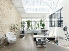 Loft in the 11e - can I just move in now?? Art et Deco mag