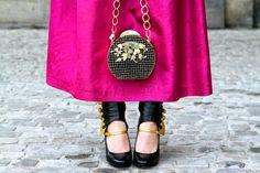 La Parisienne- shoes from the front