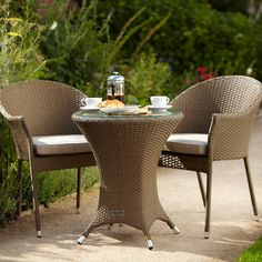 Patio chairs may be some of the most functional seating arrangements. Choosing patio chairs to complement the rest of your patio furniture is essential.