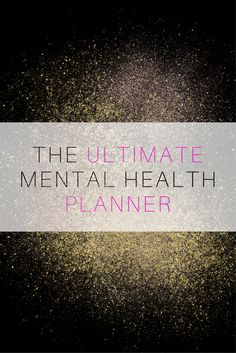 I wanted to create some mental health resources for you guys and I thought I would start by sharing the planner I use. Ever since college I have been searching for the perfect planner system. For awhile I was loyal to bullet journaling but it was...