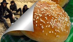Panini da hamburger alla Motörhead by Enrico Salvini / Motörhead Buns