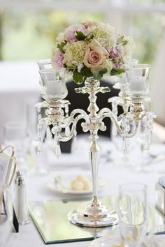 Wedding Table Centerpieces Find Complete Details About White Candelabra Yellow