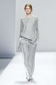 Lining up: S/S '13