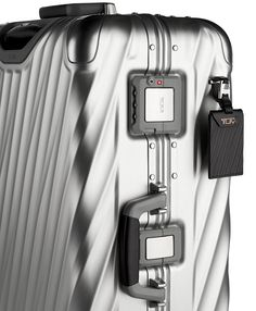 2786888531 Extended Trip Packing Case - 19 Degree Aluminum - Tumi United States -  Silver