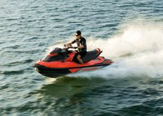 Armed with the new 300-hp Rotax 1630 ACE engine, the Sea-Doo RXT-X 300 has the performance to please from one to three riders.