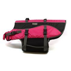 Outward Hound Life Jacket, Extra Large, Pink - http://www.thepuppy.org/outward-hound-life-jacket-extra-large-pink/