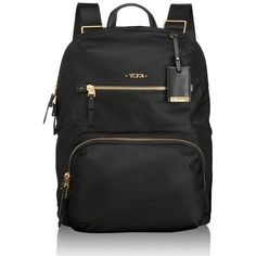 262bef832aebd Women s Tumi  Voyageur Halle  Nylon Backpack ( 295) ❤ liked on Polyvore  featuring