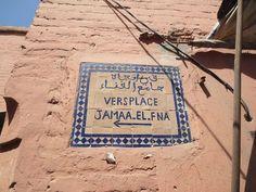 Marrakech, Guide, Beach Mat, Outdoor Blanket, Morocco