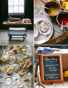 Pretty flawless oyster bar.