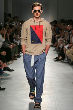 MSGM Spring 2015 | Men's Milan Fashion Week