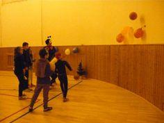ZŠ Veternicová 20 Basketball Court