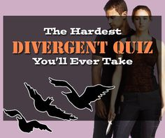 "How Well Do You Know The ""Divergent"" Trilogy?I got 20 out of 20 on The Hardest ""Divergent"" Quiz You'll Ever Take! IT WAS ACTUALLY THE EASIEST QUIZ ON DIVERGENT I HAVE EVER TAKEN!!"